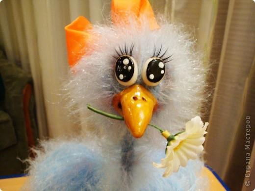 Сделала птичку по МК Вдохновленной,спасибо ей огромное за замечательный МК ! http://stranamasterov.ru/node/121674?c=favorite фото 6