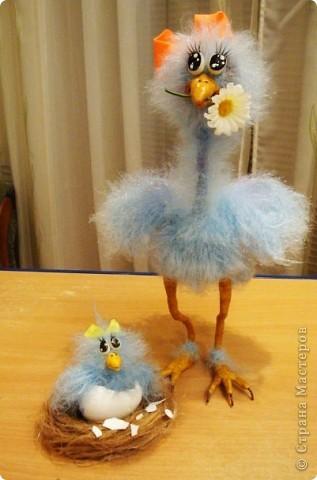 Сделала птичку по МК Вдохновленной,спасибо ей огромное за замечательный МК ! http://stranamasterov.ru/node/121674?c=favorite фото 8