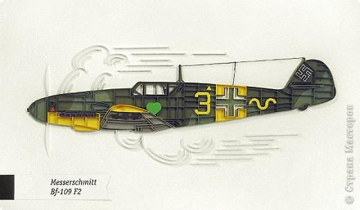 Messerschmitt-Bf-109 фото 1