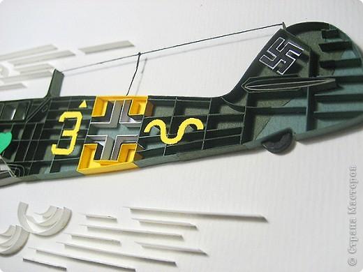 Messerschmitt-Bf-109 фото 3