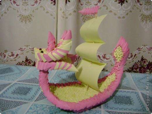 Лодка- Дракон фото 1