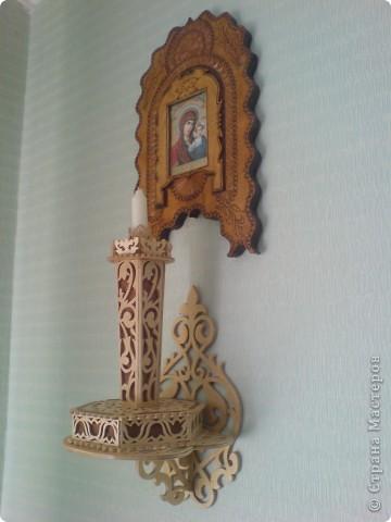 Икона Божей Матери фото 2