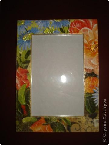 Рамка для фотогоафии и блокнот для записей на холодильник фото 2