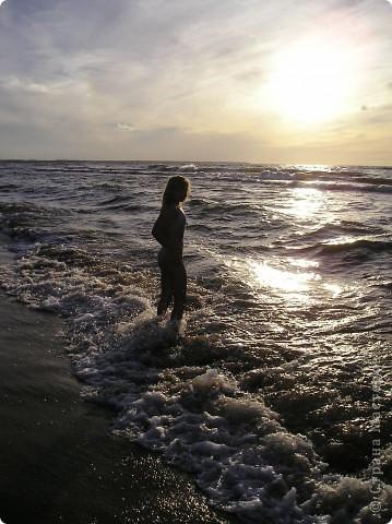 Налюбовавшись фотографиями Экзотики,  я вспомнила,  что тоже снимала солнышко. Вот оно мое. Познакомьтесь.  фото 3