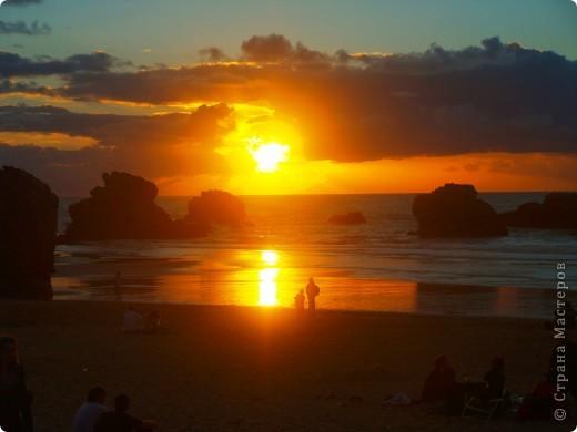 Налюбовавшись фотографиями Экзотики,  я вспомнила,  что тоже снимала солнышко. Вот оно мое. Познакомьтесь.  фото 13