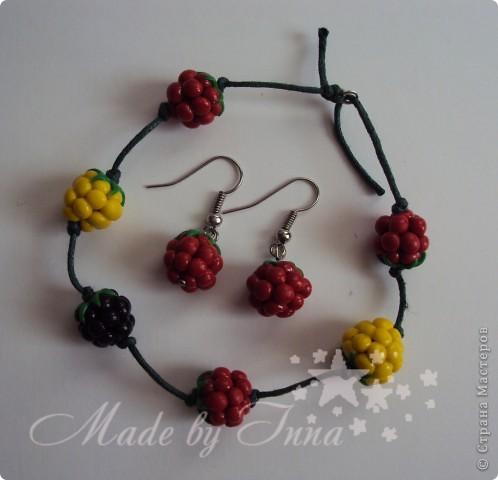 Цветочно-ягодные полепушки. фото 2