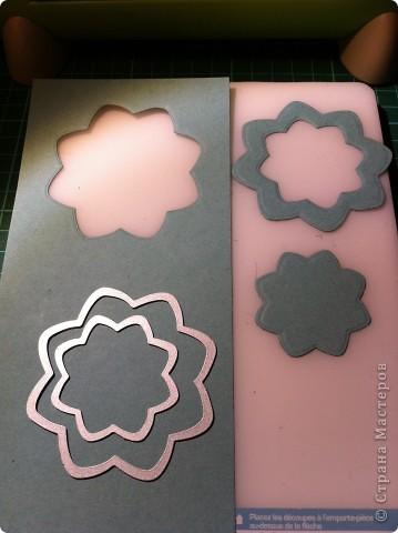 Вот такой наборчик, состоящий из шести ножей разного размера для вырубки цветочков.  фото 8