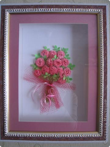 Букетик роз фото 1