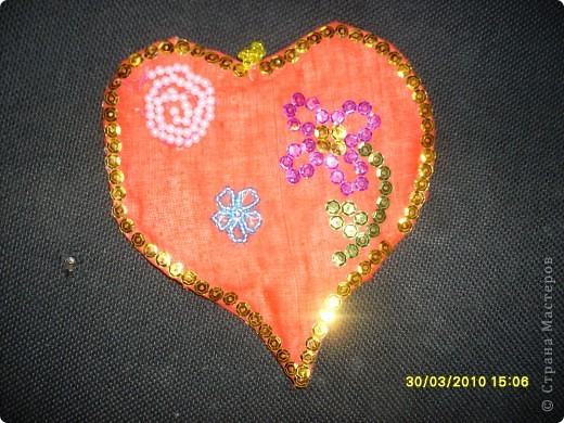 Сердечко любви