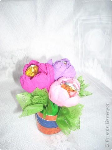 Крокусы В подарок от мальчиков девочкам в классе моего сына. Надеюсь , девочкам понравится. фото 3
