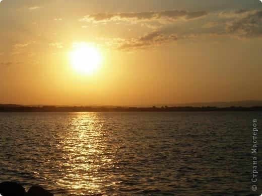 Налюбовавшись фотографиями Экзотики,  я вспомнила,  что тоже снимала солнышко. Вот оно мое. Познакомьтесь.  фото 8