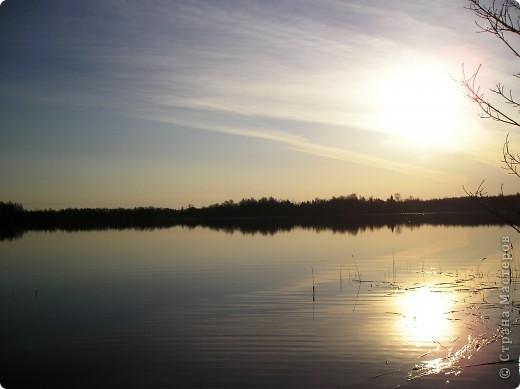 Налюбовавшись фотографиями Экзотики,  я вспомнила,  что тоже снимала солнышко. Вот оно мое. Познакомьтесь.  фото 2