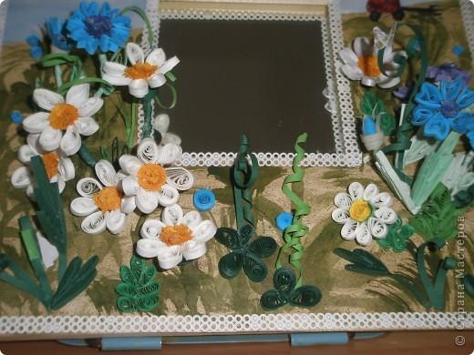 """""""Разнотравье"""" (Зеркало) фото 3"""