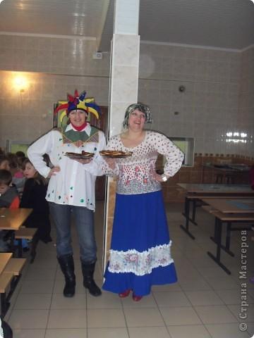 В нашей школе празднуют Масленицу. фото 5
