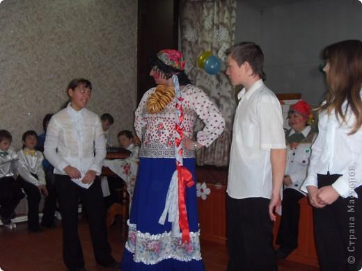В нашей школе празднуют Масленицу. фото 11