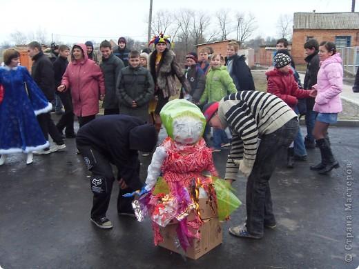 В нашей школе празднуют Масленицу. фото 15