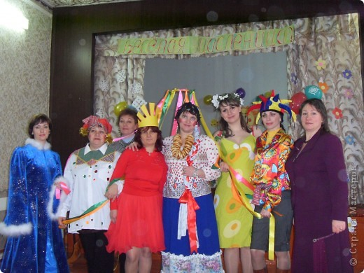 В нашей школе празднуют Масленицу. фото 16