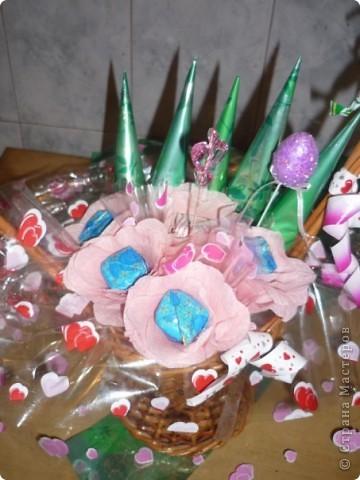 Букетик няни в садик на день рождения (дебютный) фото 2
