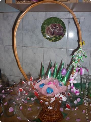 Букетик няни в садик на день рождения (дебютный) фото 1