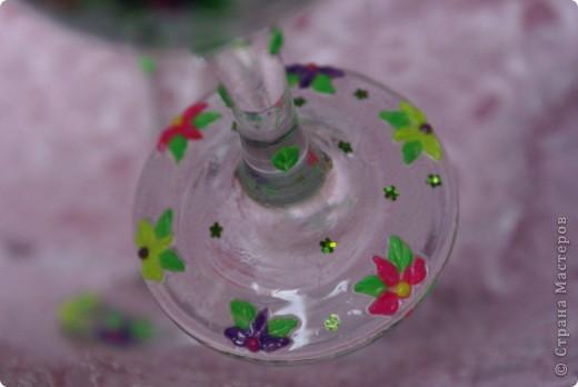 одна из работ к празднику 8 марта,надеюсь обладателю приятно будет ими пользоваться фото 3