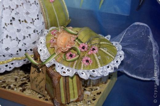 Вот наконец-то у меня поселилась куколка Марийки Андриенко))) Знакомьтесь - Элина))). Девушка с характером и большими зелеными глазами. фото 2