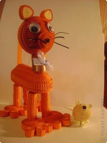 Кот Леопоьд фото 1