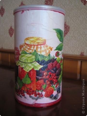 Решила приукрасить мои баночки в которых храню травки для чая. фото 5