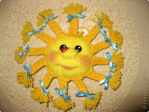 Солнышко-повторюшка фото 1