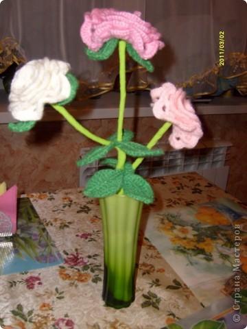 Розы для мамы фото 2