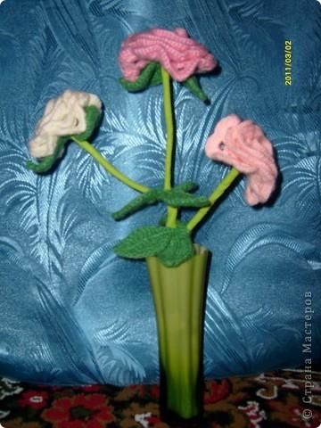 Розы для мамы фото 3