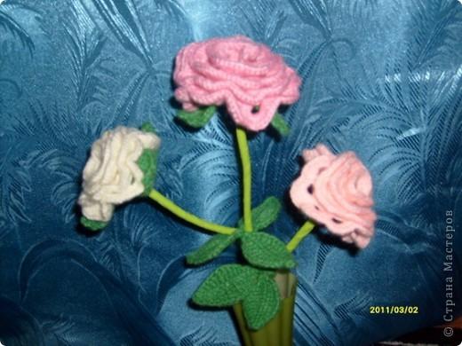 Розы для мамы фото 4
