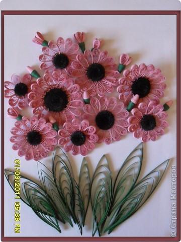 Розовые цветочки! фото 1