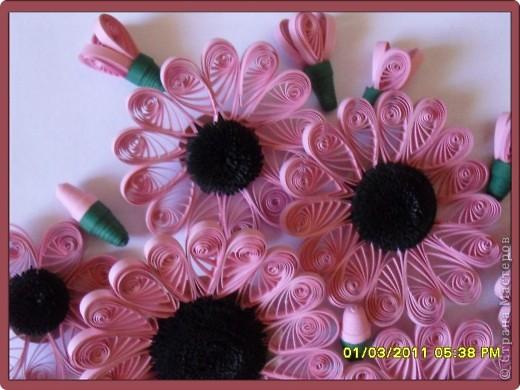 Розовые цветочки! фото 2