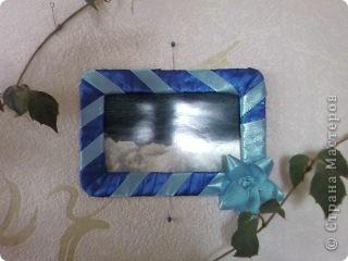 Рамочки из лент фото 3