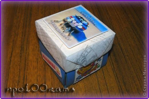 Вот такой коробочек и у меня теперь есть! фото 1