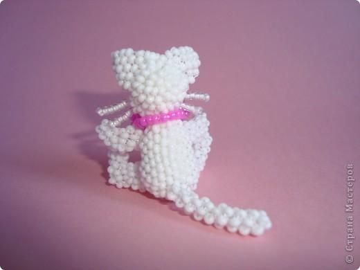 Этого котенка сделала по МК Ульяны Волховской в подарок для подруги Алёнки. фото 4