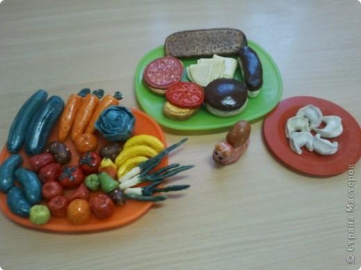 94Поделка для детей на тему еда