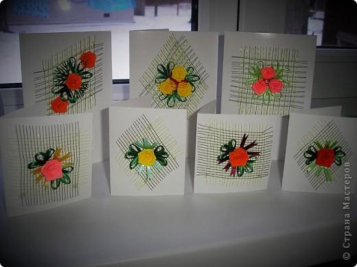 Вот такая серия открыточек получилась!  фото 5