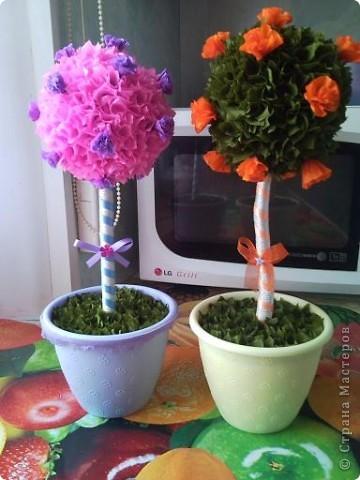 Ещё мои деревья,уже на заказ)) фото 3