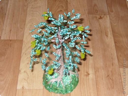 Небольшая орхидея. Мой первый опыт в плетении(больших) цветов. фото 8