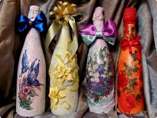 4 подружки-бутылочки )) фото 1