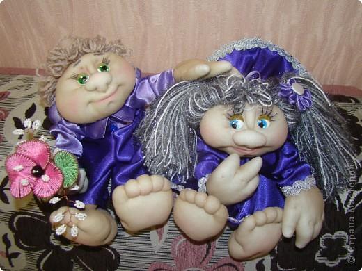 Куклы попики продолжают заселять Страну Мастеров фото 5