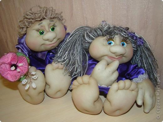 Куклы попики продолжают заселять Страну Мастеров фото 4
