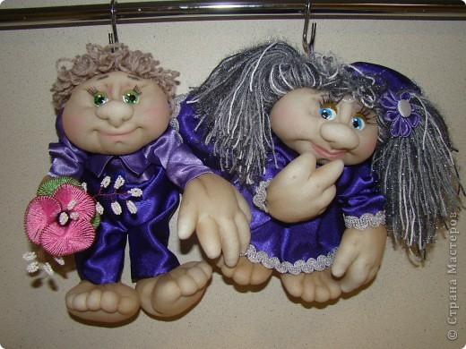 Куклы попики продолжают заселять Страну Мастеров фото 1