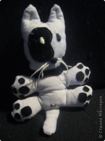 Очень простенькая в изготовлении игрушка.  фото 2