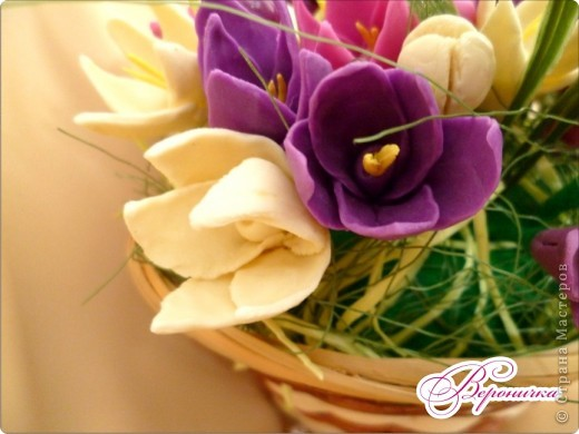Весенние цветы фото 3