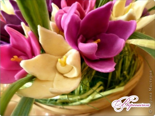 Весенние цветы фото 5