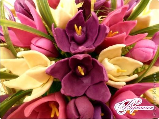 Весенние цветы фото 6
