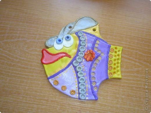 Рыбка-радуга фото 2