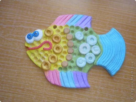 Рыбка-радуга фото 1